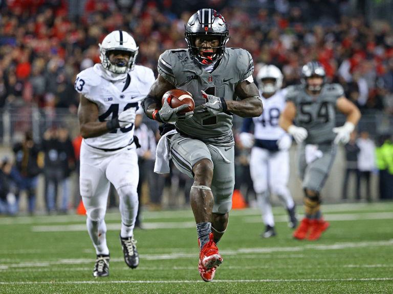 No. 6 Ohio State beats No. 2 Penn State to cause CFP chaos ...