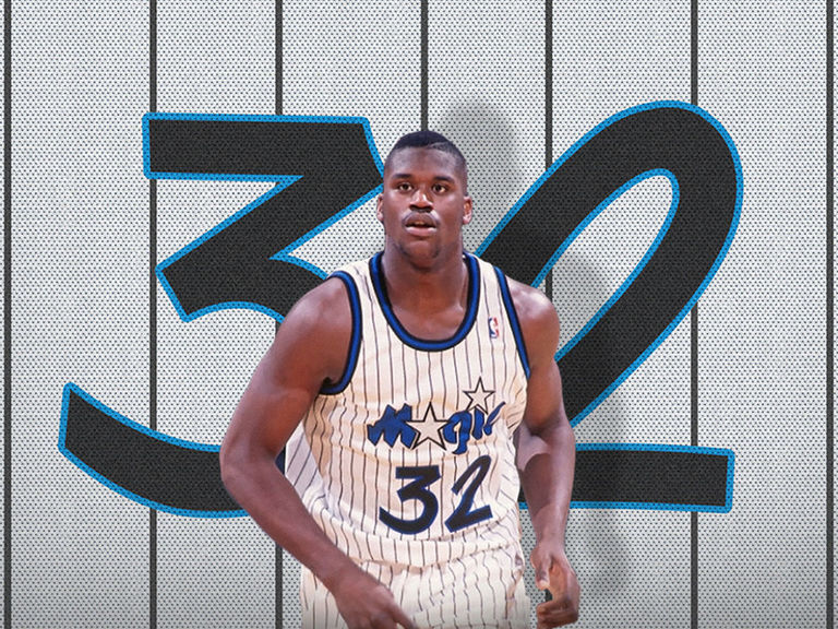 25 years later, Shaquille O'Neal talks about his sensational rookie season   theScore.com