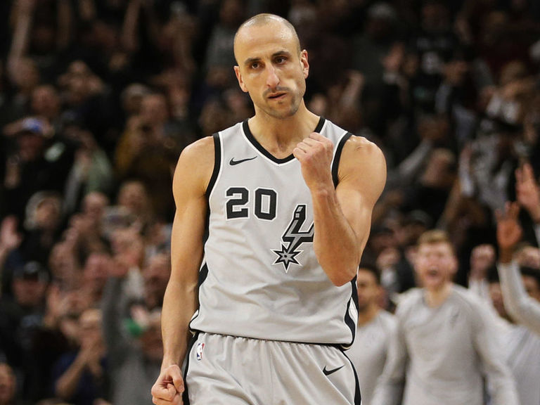 Ginobili got more fan votes than every West guard except Curry