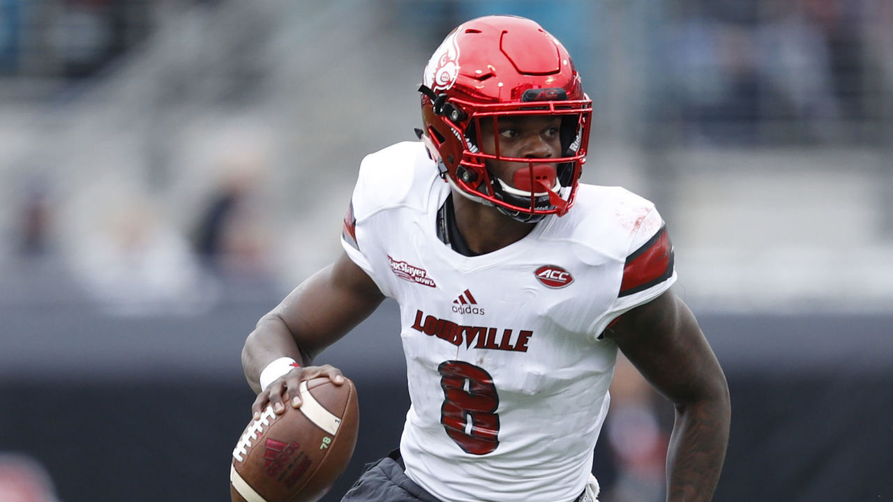 Report: Multiple teams have asked Lamar Jackson to work