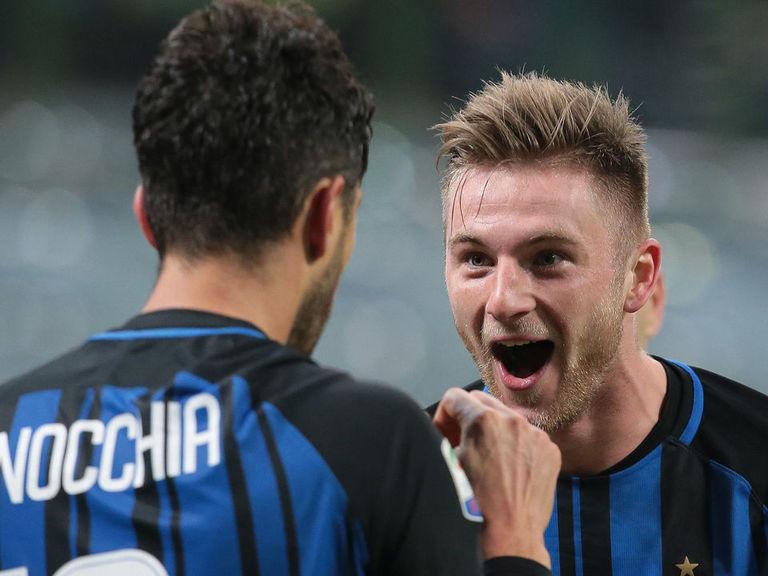 Inter v Benevento 6-2 (coppa italia ) - YouTube  |Benevento- Inter