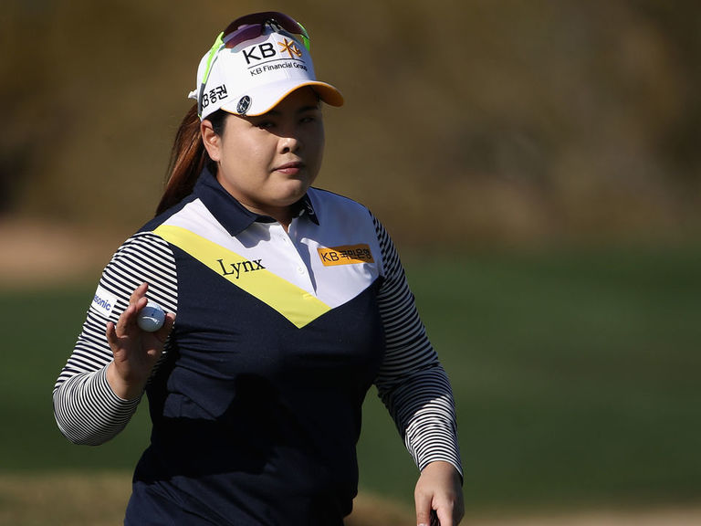 Park leads Founders Cup; 54-year-old Davies in contention