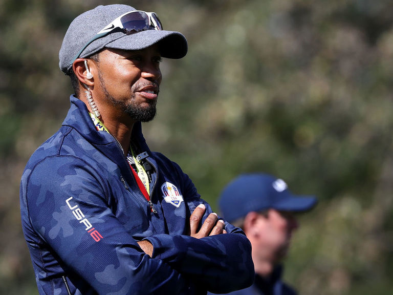 Kevin Na hints Tiger will captain 2022 Ryder Cup team