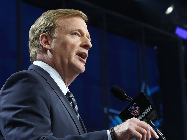 Report: NFL working on technological safeguards for draft