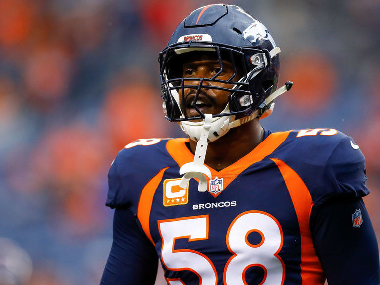 Von Miller gave 'serious consideration' to opting out of season