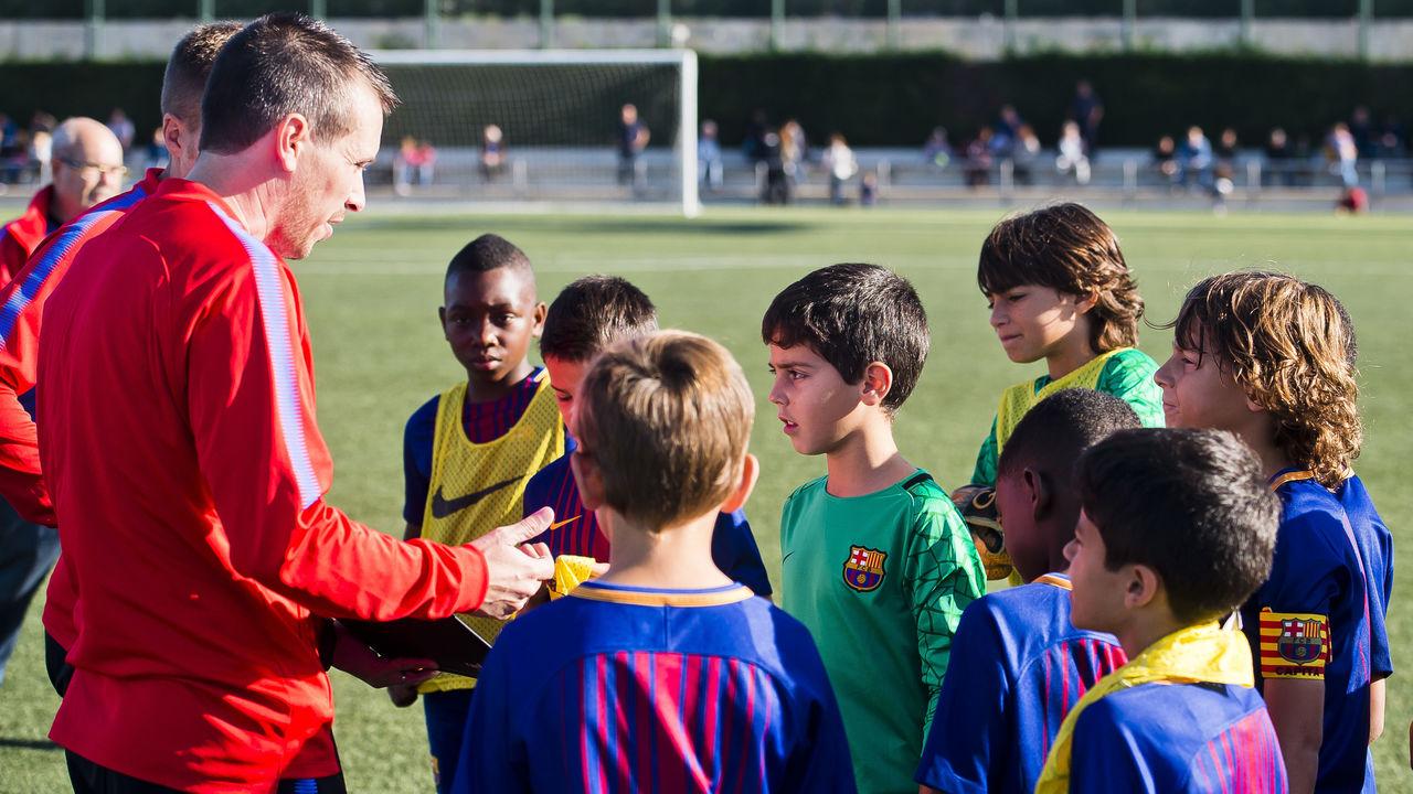 Fc Barcelona Academy U14