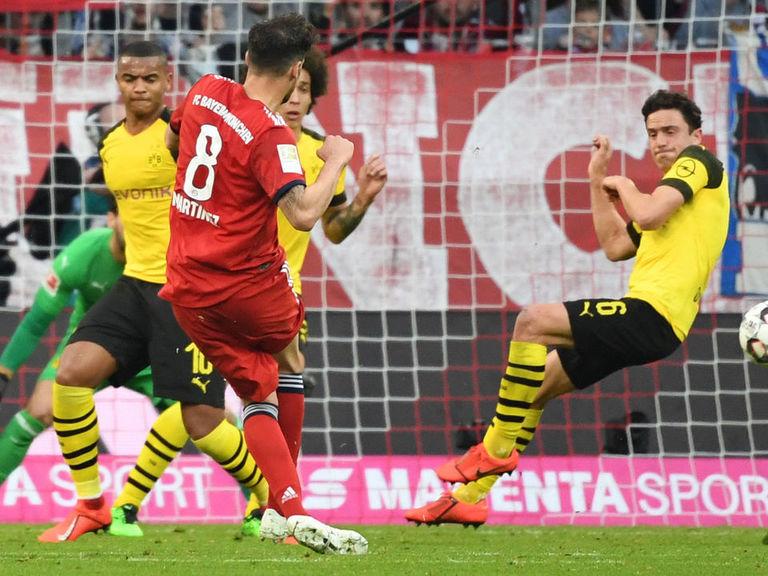 Bundesliga returns: Bayern, Dortmund & Leipzig games could ...  |Bayern-dortmund