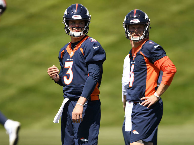 Report: NFL rejected QB-less Broncos' requests to delay game vs. Saints