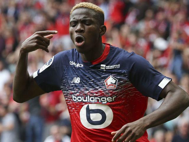 Osimhen stars on debut as Lille make winning start | theScore.com