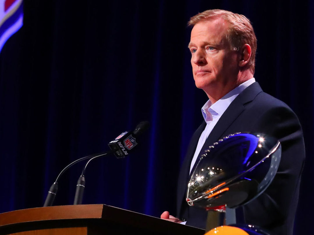 Goodell addresses Floyd killing: