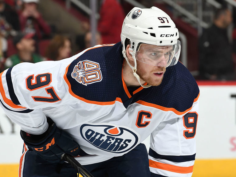 McDavid condemns racism: It's time to 'get out of our comfort zones'