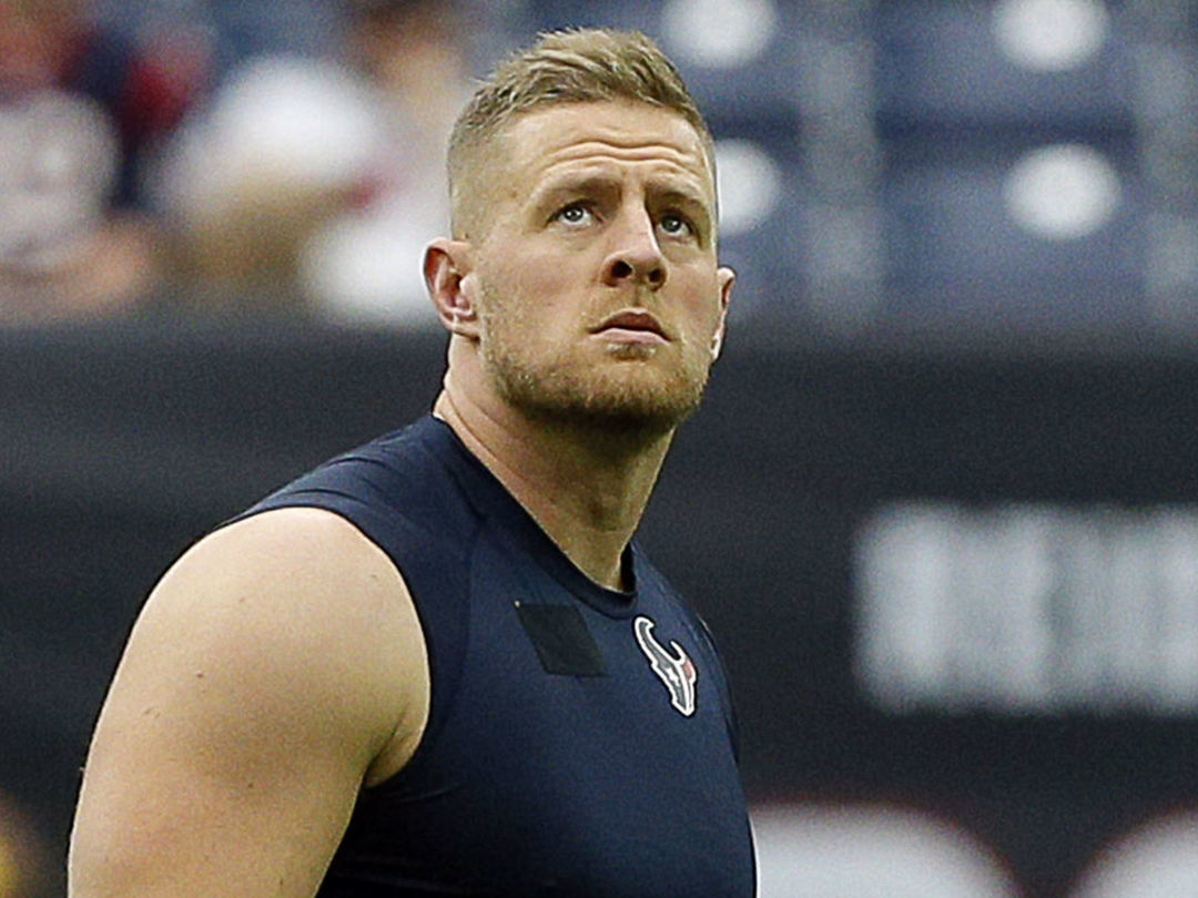 Watt texted Murray after picking Cardinals: