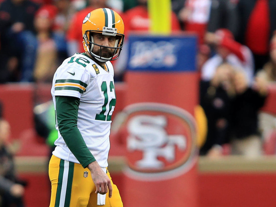 Report: 49ers were Rodgers