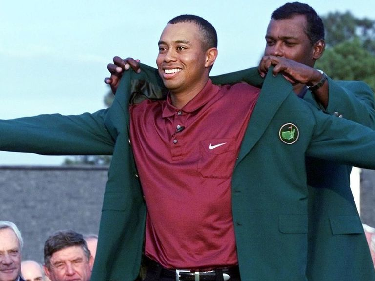 Tiger among favorites to win rescheduled Masters