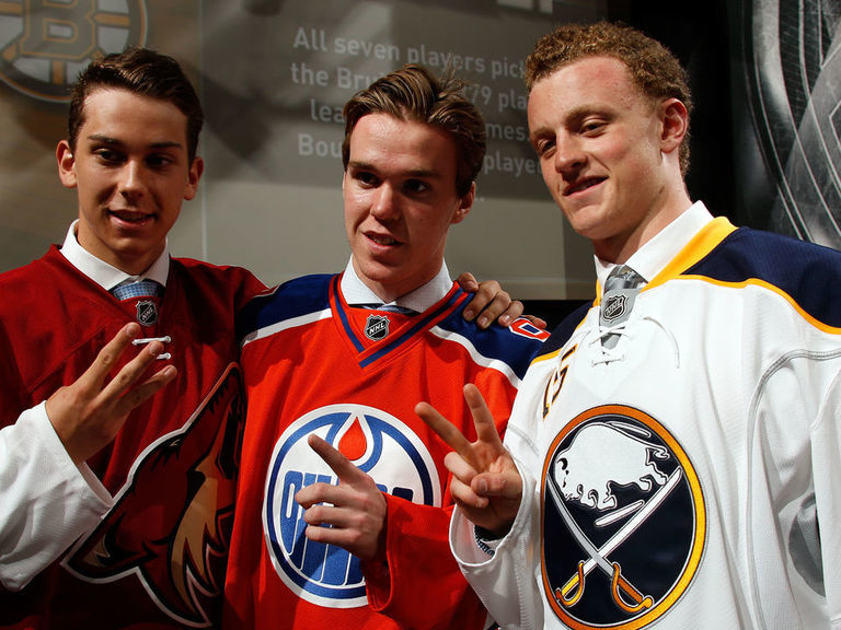 Redrafting 2015: McDavid and Eichel still go 1-2, Strome's out at No. 3