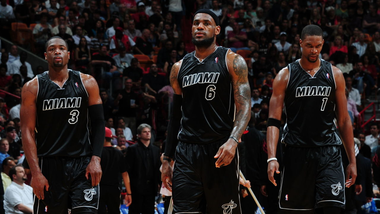 Lebron Heat S Big 3 Would Ve Broken Up If We Lost To Celtics In 2012 Thescore Com
