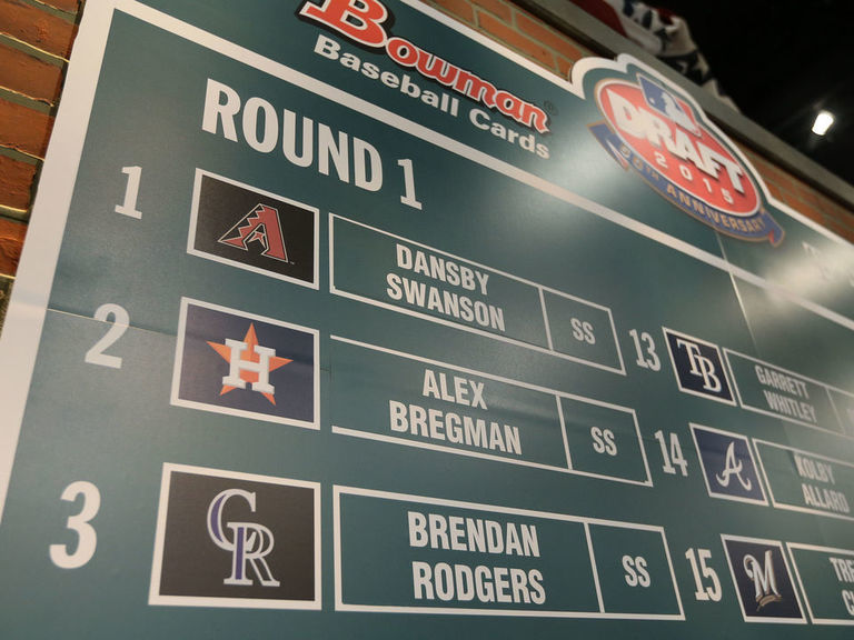 Redrafting 2015: Bregman the new No. 1, Astros end up just fine