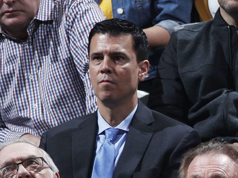 Report: Pacers GM Buchanan declines interview for Bulls' top job