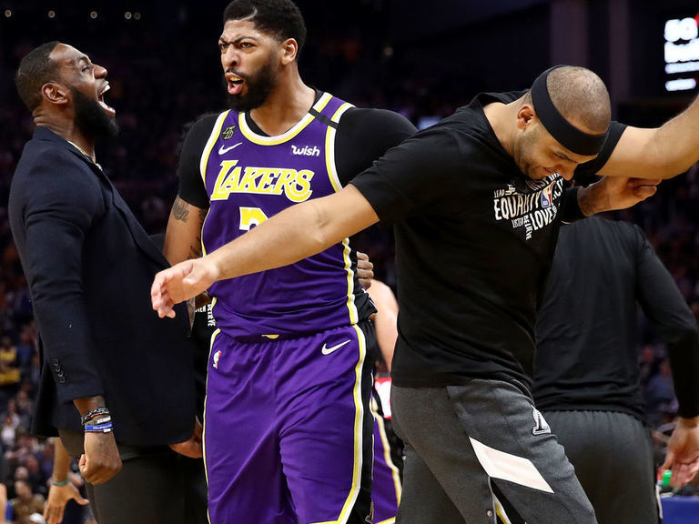 Lakers' Dudley: 'This would have been our best chance to win'