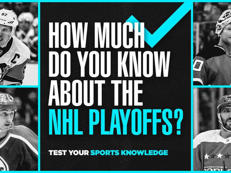 QUIZ: Test your Stanley Cup Playoffs knowledge