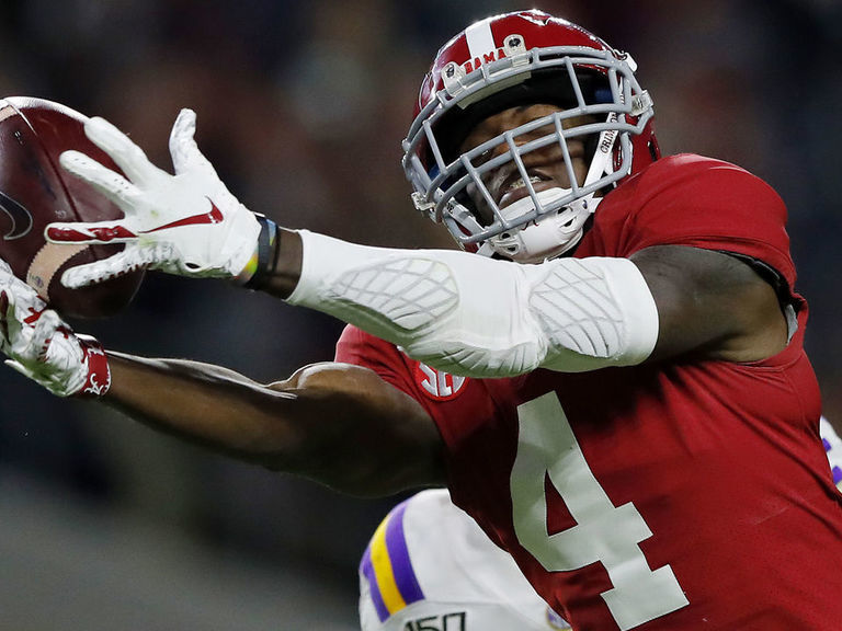 NFL draft odds: Which star WR will be selected first?