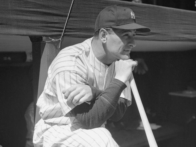 Gehrig bat sells for over $1M