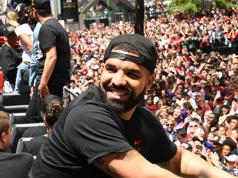 Drake's Toronto mansion features NBA-size court, hall of jerseys