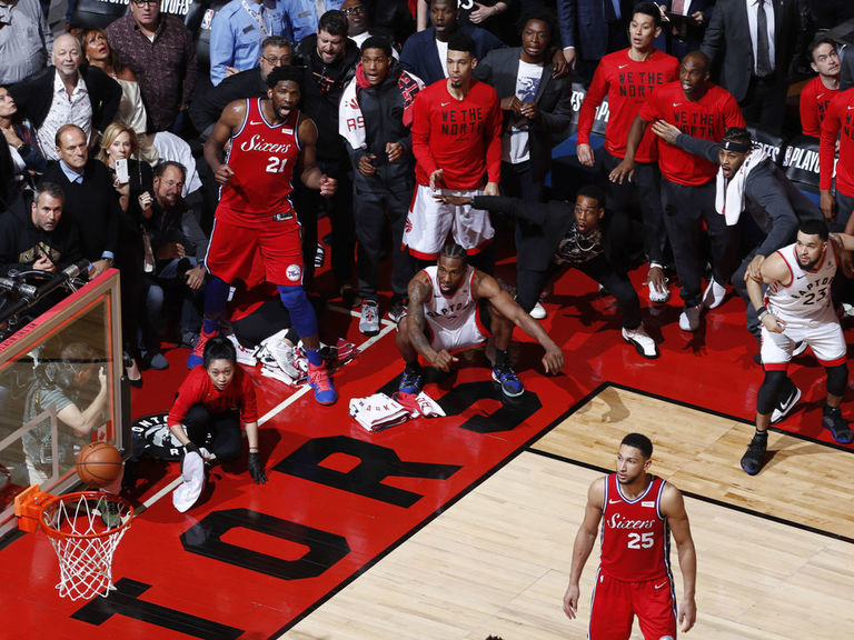 Kawhi S Game 7 Buzzer Beater Named Best Sports Photo Of The Year Thescore Com