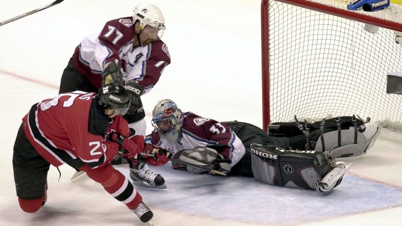 Game 7s to remember: Bourque goes out a champion in 2001 ...