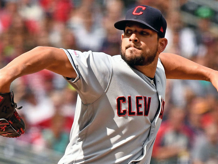Report: Indians to decline Hand's option after placing him on waivers