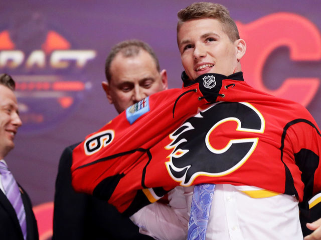 Tkachuk Expected Oilers To Select Him Before 2016 Draft Floor Drama Thescore Com