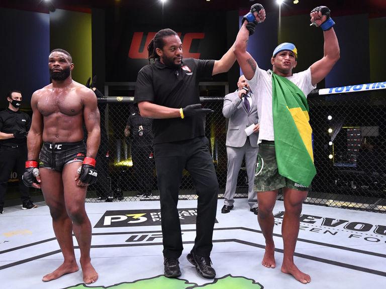 5 takeaways from UFC Fight Night: Woodley vs. Burns