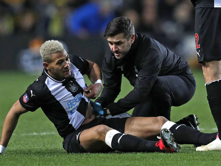 Newcastle's doctor expects more injuries as Premier League nears return