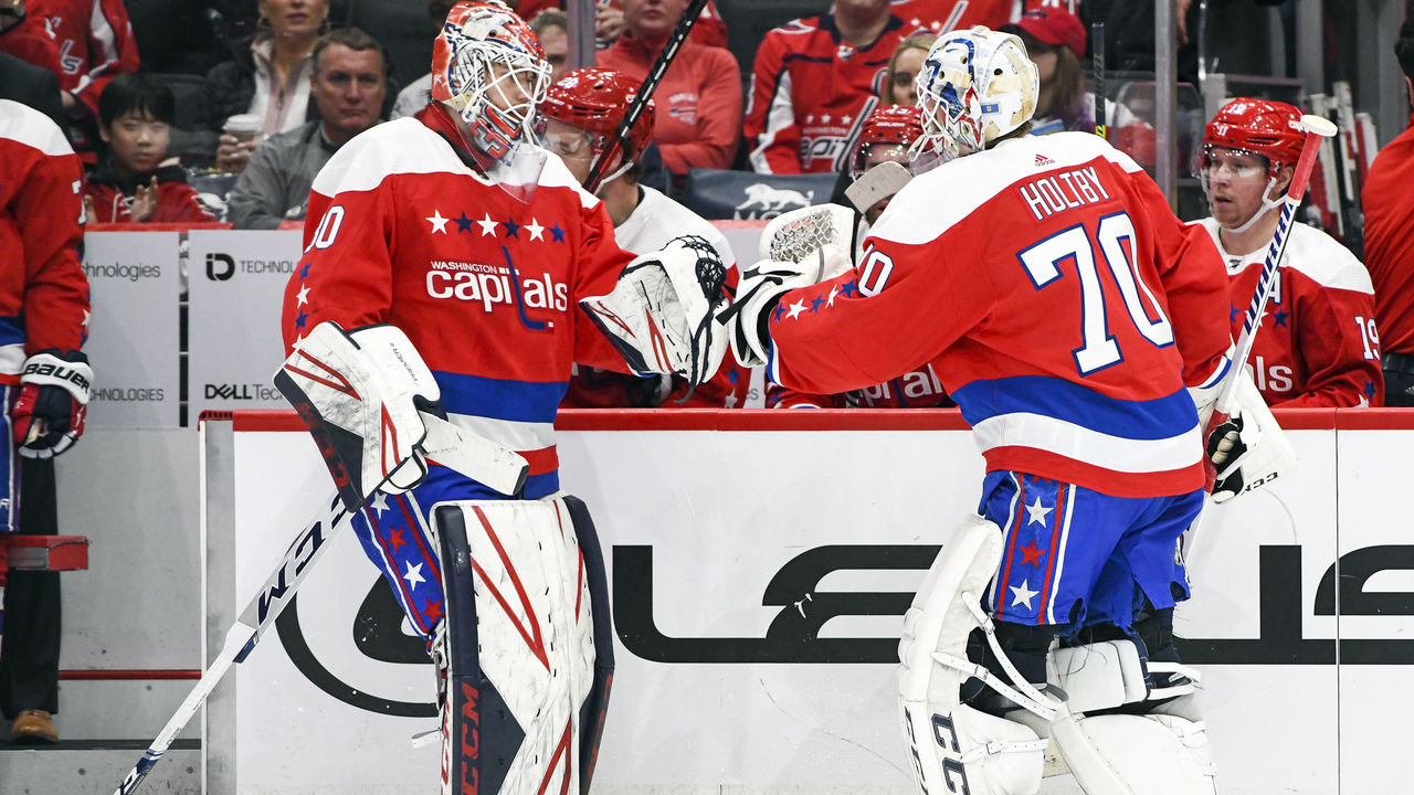 Reirden Expects Holtby To Get First Crack As Capitals Postseason Starter Thescore Com