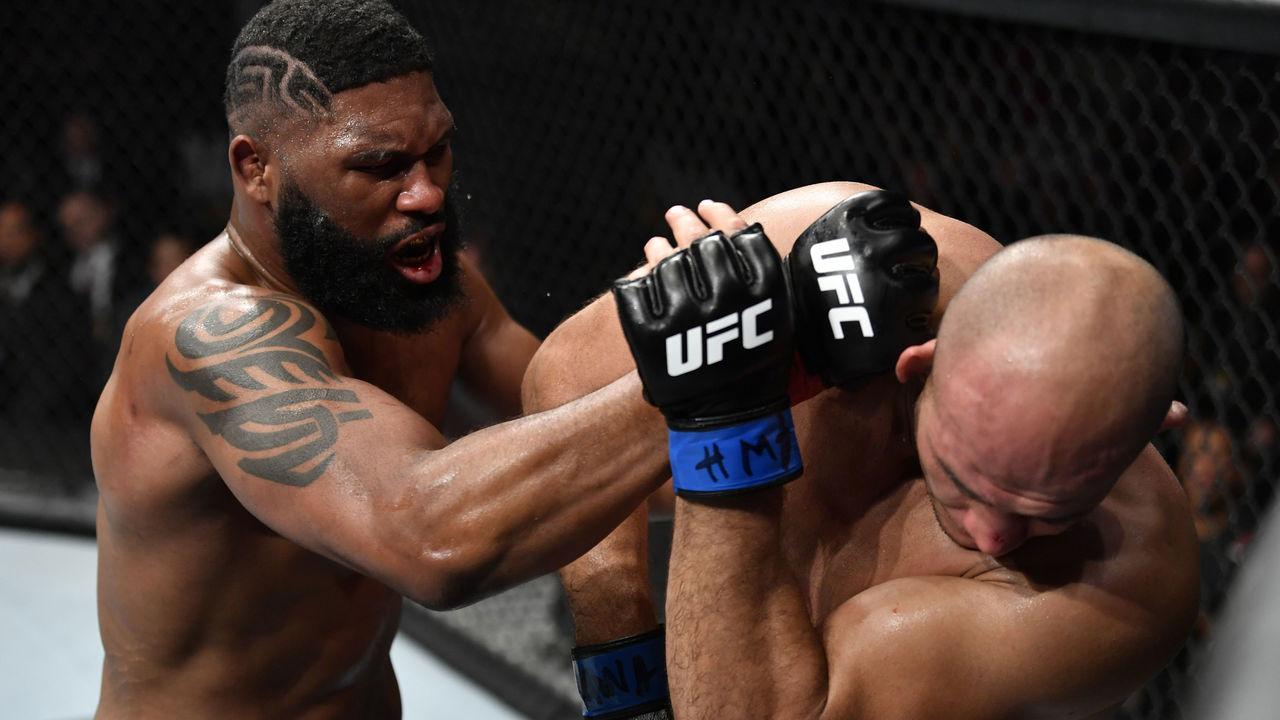 RESULTS | UFC Fight Night: Blaydes vs. Volkov - Emmett