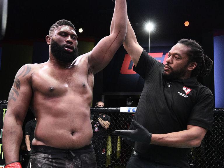 3 takeaways from UFC Fight Night: Blaydes vs. Volkov