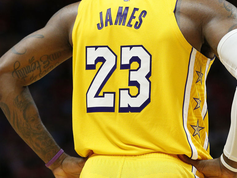 NBA working to let players put social justice statements on jerseys