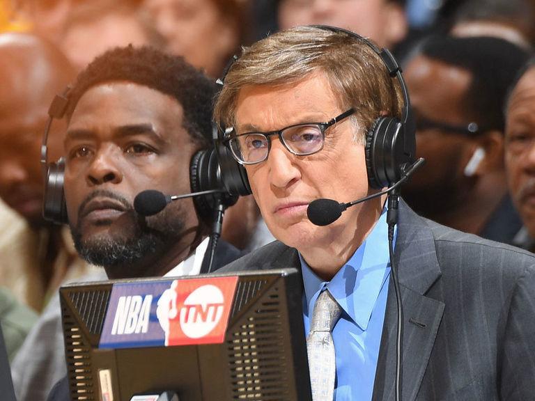 Longtime NBA broadcaster Albert won't be on-site for Orlando restart