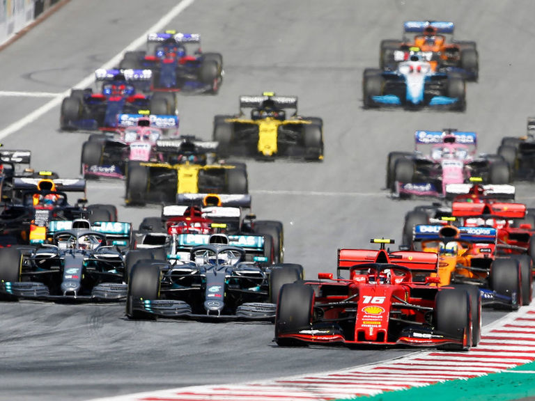 10 reasons to be excited about the new Formula 1 season