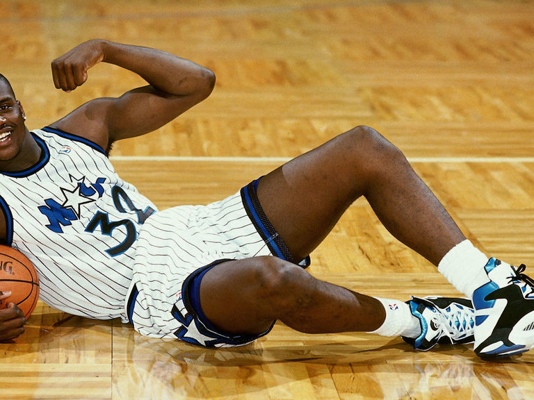 Top 25 rookie seasons in NBA history: No. 12 Shaquille O'Neal