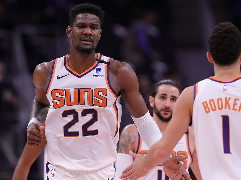 Ayton aims to quiet critics: We know how media is 'when it comes to the Suns'
