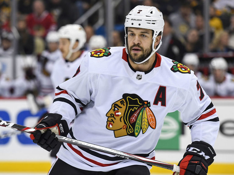 Report: Seabrook will attempt to play for Blackhawks if season returns