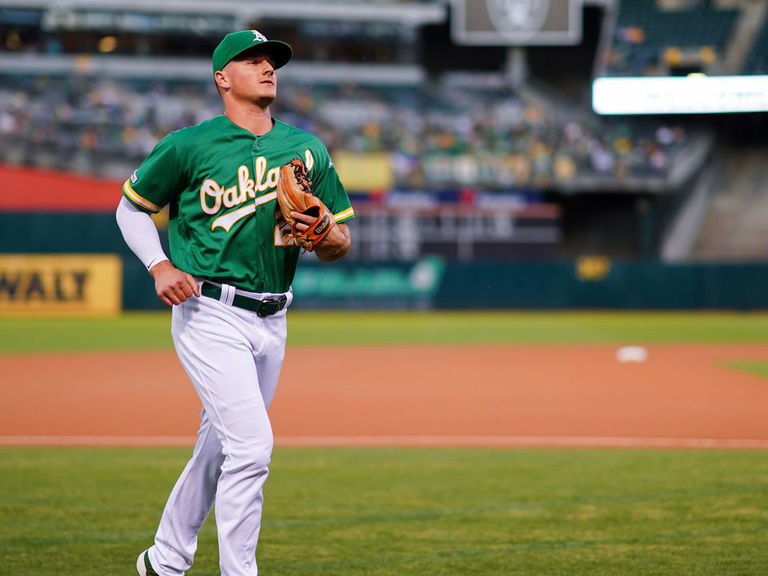 Chapman thinks empty ballparks give A's advantage: 'We're used to' it