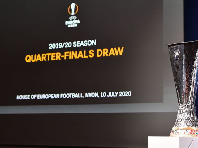 12++ Europa League Draw 2020