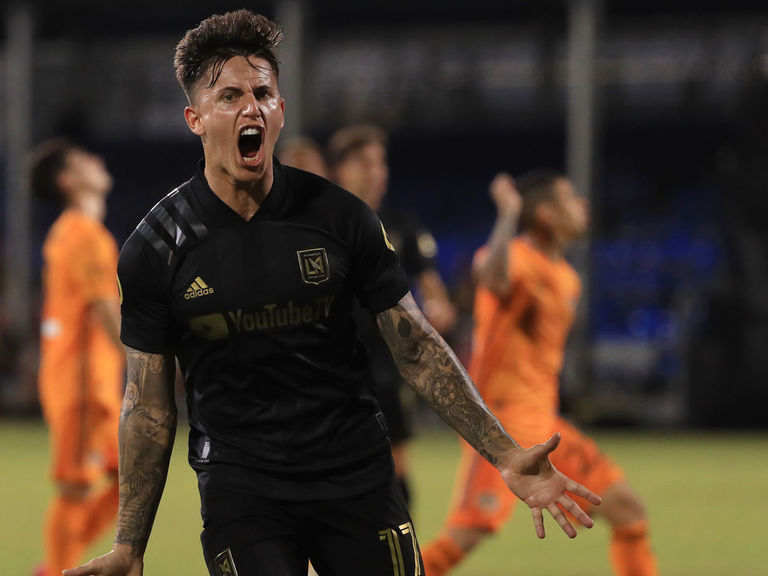 LAFC storm back to share spoils with Houston in 6-goal thriller