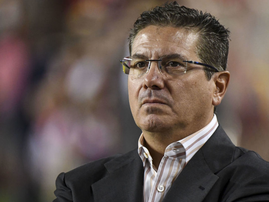 Report: Minority partners pressuring Dan Snyder to sell team