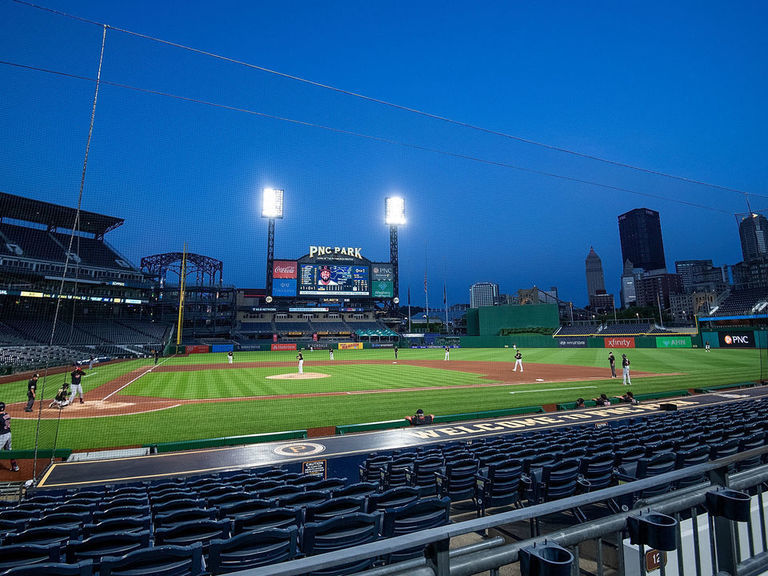 Report: Blue Jays to play home games at Pittsburgh's PNC Park