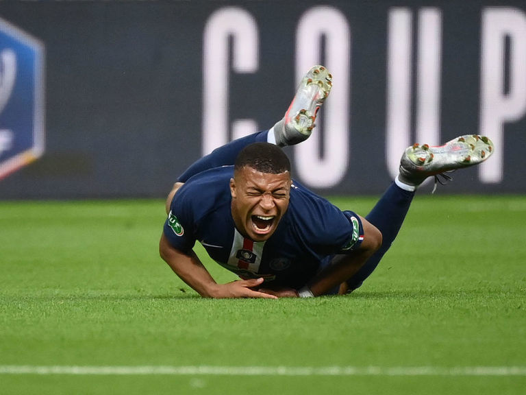 PSG's Mbappe expected to miss crucial Atalanta clash with ankle injury