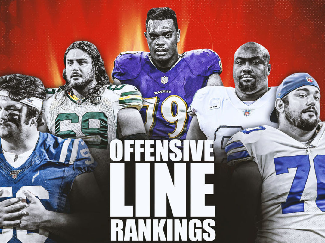 Offensive Line Rankings: NFL