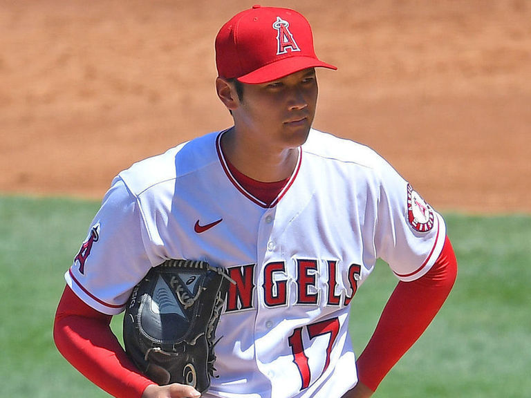 Ohtani has MRI after feeling discomfort in arm during start
